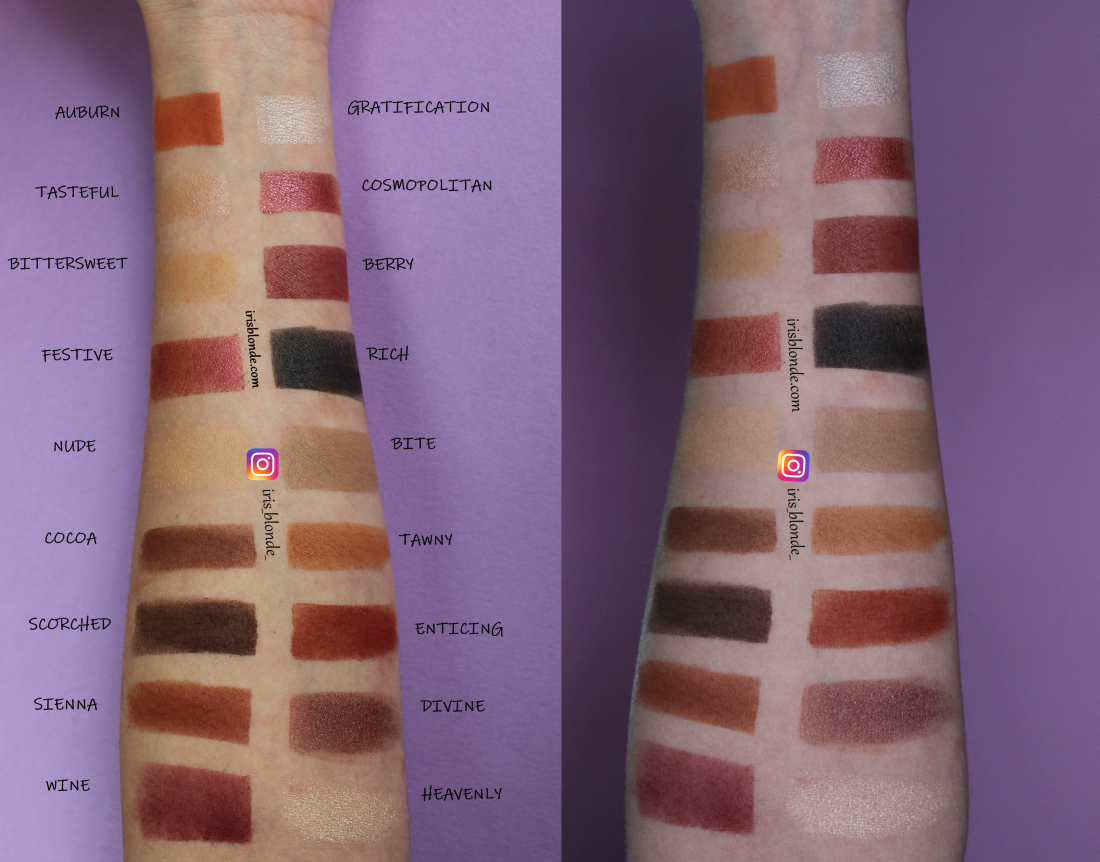 swatches completi